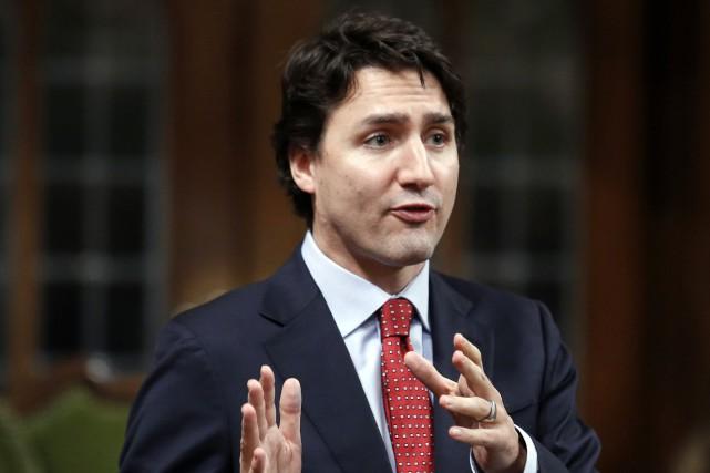 M. Trudeau compte ainsi faire appel à des... (PHOTO ADRIAN WYLD, ARCHIVES LA PRESSE CANADIENNE)