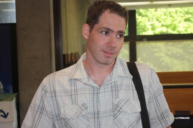 Sébastien Girard... (Archives La Tribune)