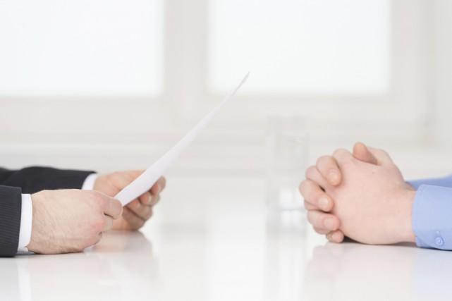 Être convoqué à une rencontre d'évaluation du rendement... (PHOTO PHOTOS.COM)