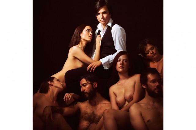 Ce spectacle intitulé Philémon fait l'amour au Cinéma... (Photo: Elizabeth Delage, fournie par Audiogram)