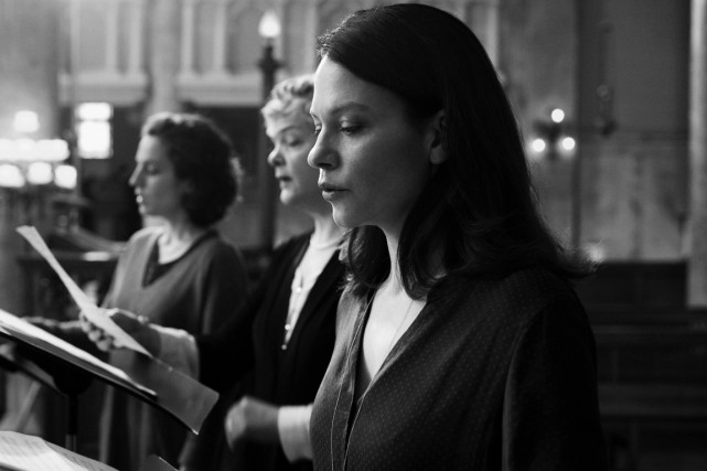 Mettant en vedette Sébastien Ricard, Fanny Mallette (notre... (PHOTO: FILM 53/12)