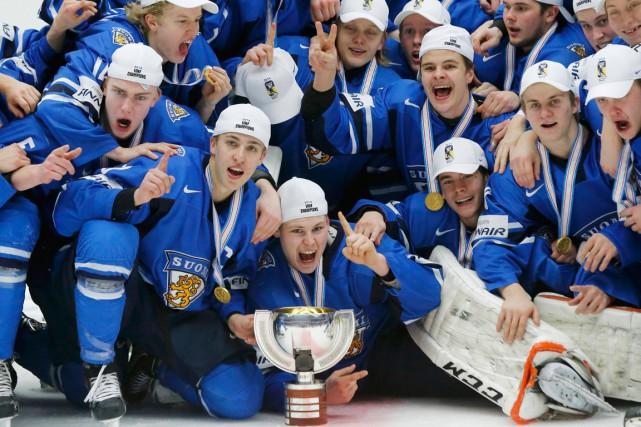 Le 5 janvier dernier, la Finlande a remporté... (Photo Alexander Demianchuk, archives Reuters)