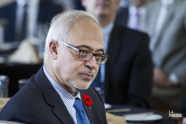 Le ministre des Finances Carlos Leitaoestimait que l'augmentation... (PHOTO OLIVIER PONTBRIAND, LA PRESSE)