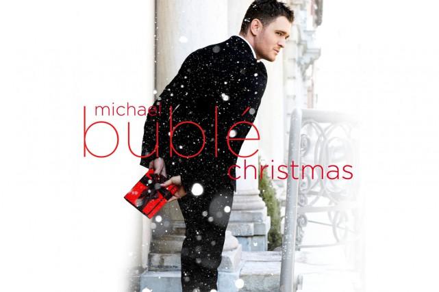 Christmas, l'album de Noël de Michael Bublé, vient d'être certifié...