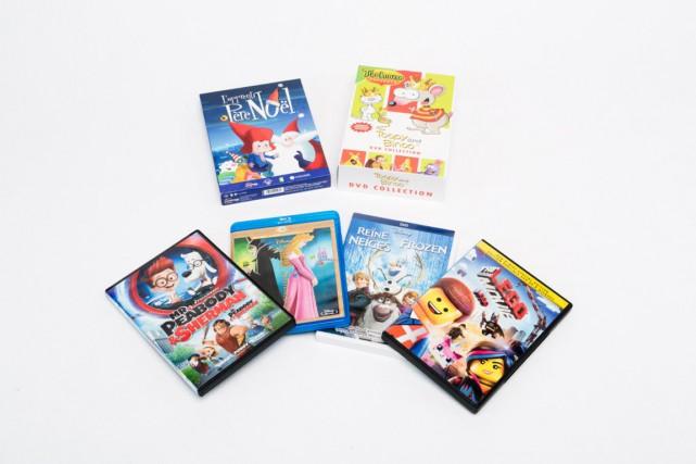 Des films pour les enfants à découvrir en famille ou à revoir pour le plaisir.... (PHOTO ULYSSE LEMERISE ET CHARLES LABERGE, COLLABORATION SPÉCIALE)