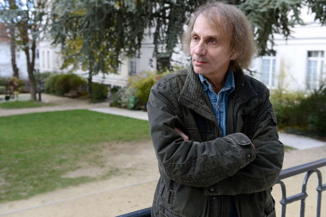Michel Houellebecq, l'un des écrivains français les plus provocateurs, imagine... (Photo: archives AFP)