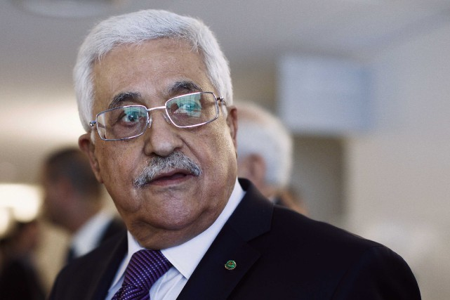 Le président Mahmoud Abbas entend rejoindre la CPI,... (Photo archives Reuters)