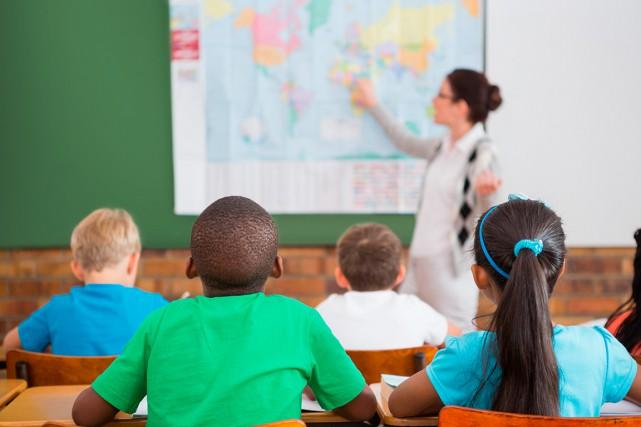 Les syndicats d'enseignants estiment que les demandes de... (Photo Shutterstock, wavebreakmedia)