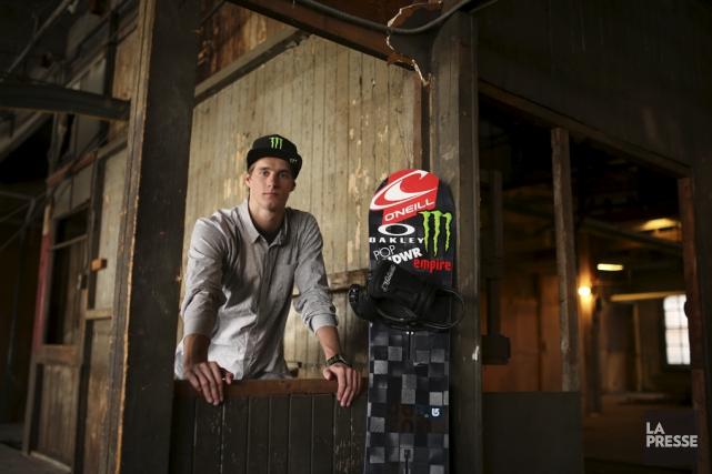 Maxence Parrot sera de passage à Ski Bromont... (photo Martin Chamberland, archives La Presse)