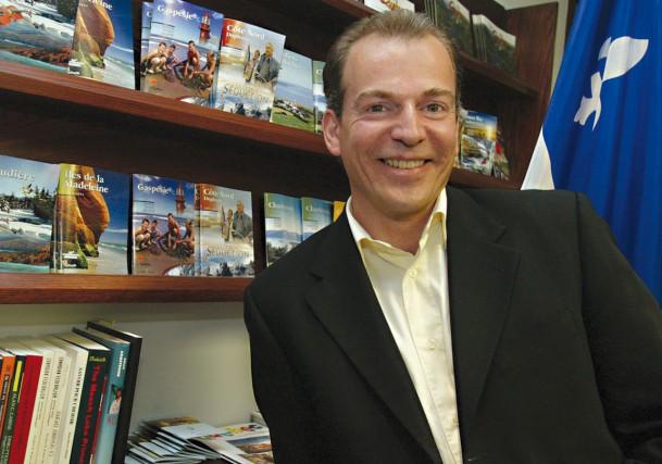 Le Bureau du Québec à Ottawa existait depuis... (Patrick Woodbury, Archives LeDroit)