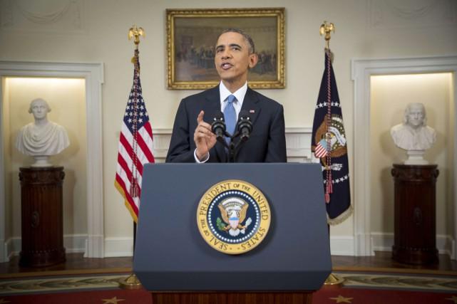 «L'exécutif doit avoir la possibilité de décider où... (PHOTO DOUG MILLS, AFP)