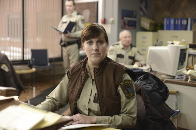L'actrice Allison Tolman est en nomination au prochain... (Photo: fournie par FX)