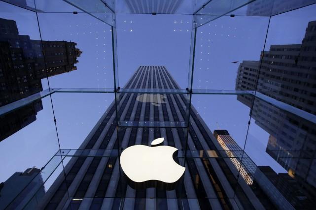 Le géant informatique américain Apple envisage de retarder la production d'une... (PHOTO ARCHIVES AP)