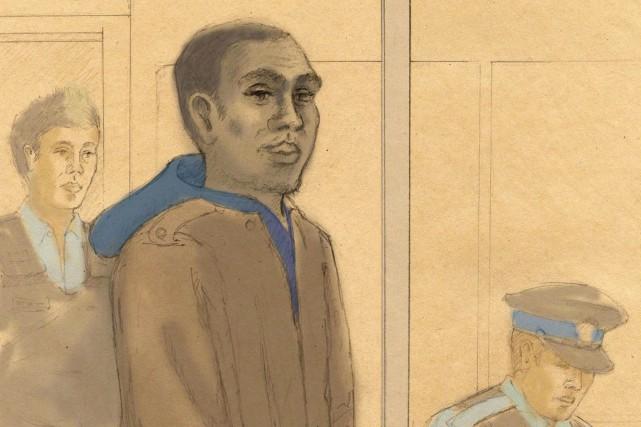L'auteur d'une fusillade au centre Eaton, à Toronto, en 2012, a été reconnu... (Photo La Presse Canadienne)