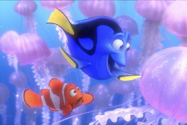 Une première mort survient plus vite dans un film d'animation destiné à un... (Archives, La Press)