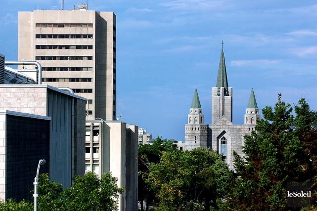 Le conseil d'administration de l'Université Laval a entériné... (Photothèque Le Soleil, Jean-Marie Villeneuve)