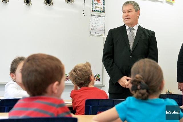 Le ministre de l'Éducation, Yves Bolduc, ne croit... (Photothèque Le Soleil)