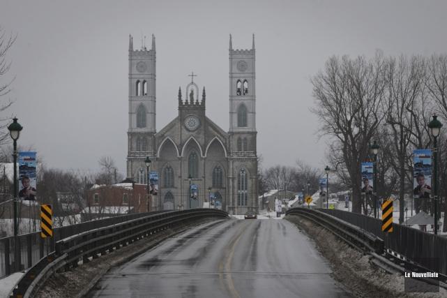 Les paroissiens de Sainte-Anne-de-la-Pérade pourront retourner dans leur... (Photo: François Gervais, Le Nouvelliste)