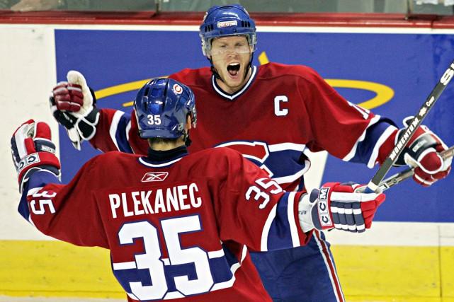 Tomas Plekanec voue un profond respect à son... (Photo Ryan Remiorz, archives PC)