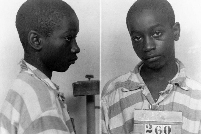 George Stinney Jr a été exécuté en 1944,... (PHOTO ARCHIVES REUTERS)