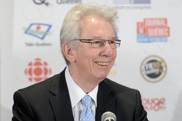 Jean-Pierre Blackburn n'exclut pas un retour en politique fédérale. (Jeannot Lévesque)