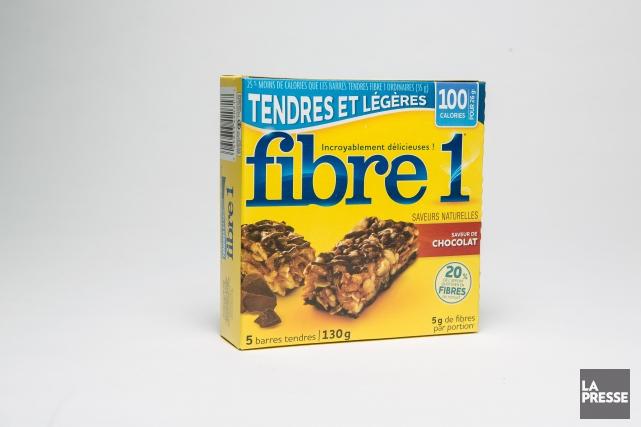 Chaque barre contient 100 calories. Une barre renferme trop de gras saturés... (PHOTO OLIVIER PONTBRIAND, LA PRESSE)