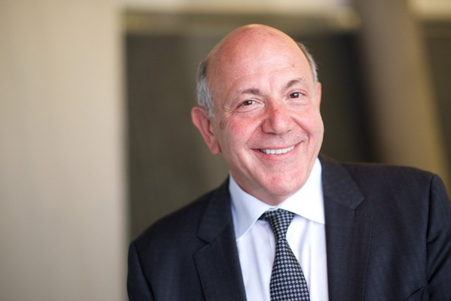 Barry Dolman, président de l'Ordre des dentistes du... ((Courtoisie))