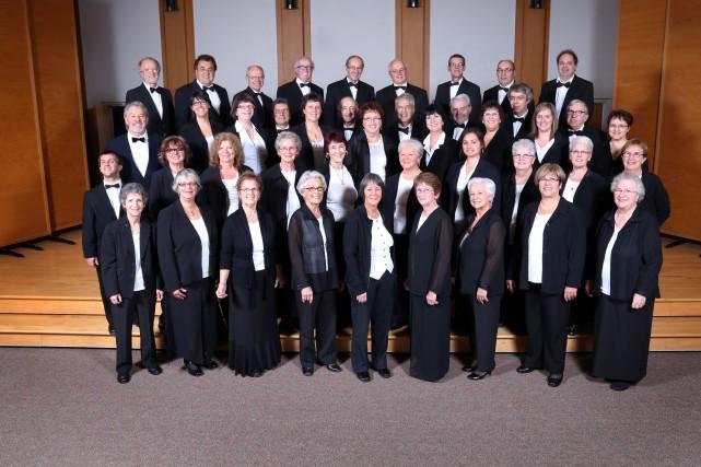 Le Choeur Amadeus chantera pour une fondation associée... ((Archives))