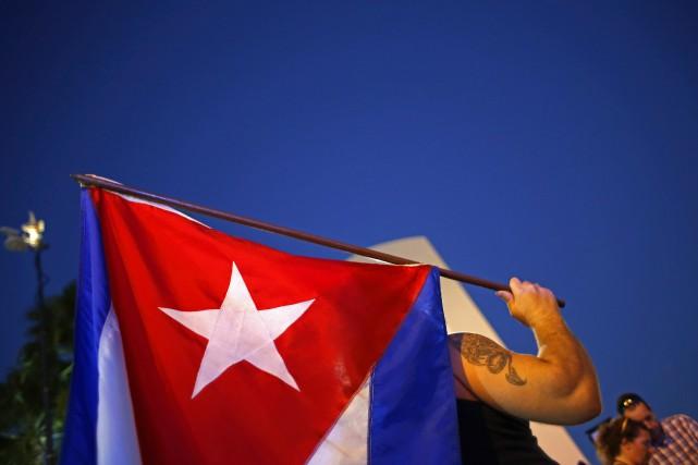 La plupart des quelque deux millions de Cubains... (Photo CARLOS BARRIA, Reuters)