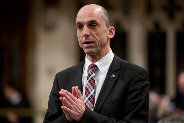 Le maire de Saint-Ancelme, Michel Bonneau a demandé... (La Presse Canadienne, Adrian Wyld)