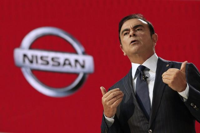 Pourfendeur du yen fort, le PDG de Nissan... (PHOTO ARCHIVES REUTERS)