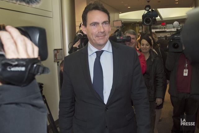 Comme PDG de Québecor, Pierre Karl Péladeau demandait... (PHOTO GRAHAM HUGHES, ARCHIVES LA PRESSE CANADIENNE)