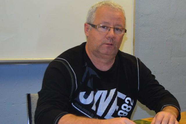 Le président du syndicat Unifor de la scierie de Mistassini, Daniel Leblond, a... (Louis Potvin)