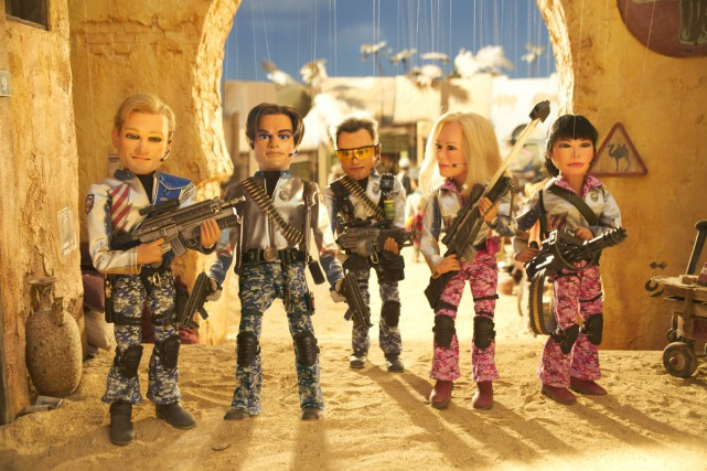 Team America: World Police... (Photo: fournie par Paramount Pictures)