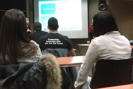 Près de 1050 étudiants de 13universités de l'Est du Canada sont attendus à... (Photo tirée de Facebook)
