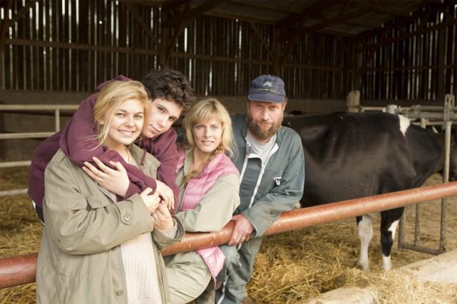 La famille Bélier... (Photo: fournie par Films Séville)