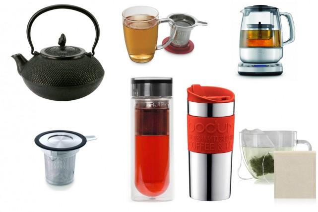 On ne compte plus les boutiques spécialisées pour les amateurs de thé et c'est... (Photos fournies par les fabricants)
