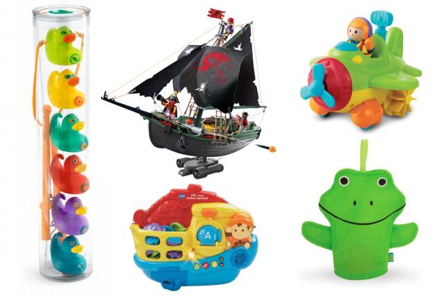 Quoi de mieux que des jouets pour agrémenter et surtout prolonger le plaisir du... (Photos fournies par les fabricants)