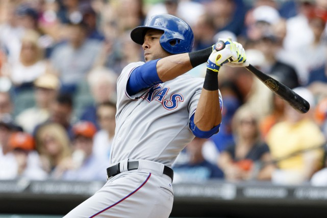 Alex Rios a maintenu une moyenne de ,280 avec... (PHOTO RICK OSENTOSKI, ARCHIVES AP)
