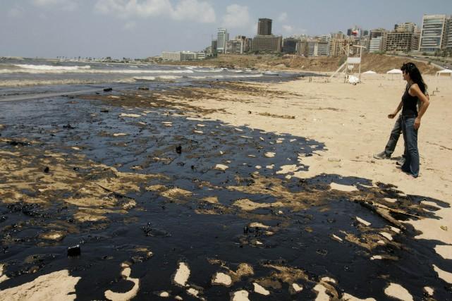 Le déversement de pétrole «a eu de graves... (Photo archives AFP)