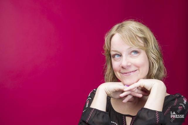 Catherine Girard-Audet... (PHOTO OLIVIER PONTBRIAND, LA PRESSE)