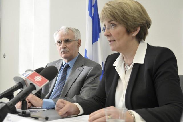 La présidente et directrice générale de l'Agence régionale... ((Photo Rocket Lavoie))