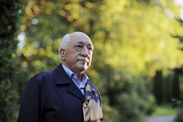 Fethullah Gülen... (Photo archives Agence France-Presse)