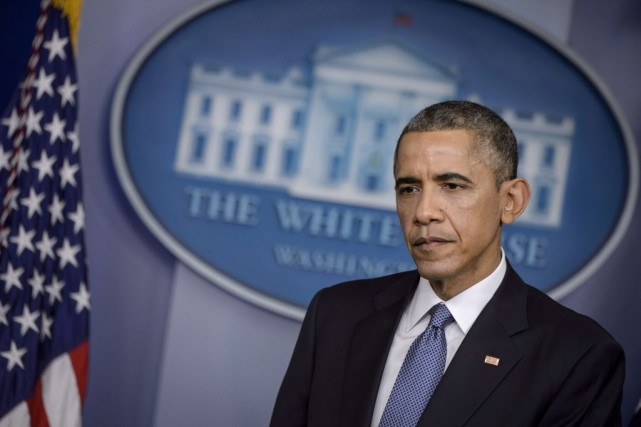 Les États-Unis ont demandé à la Chine de... (PHOTO BRENDAN SMIALOWSKI, AFP)