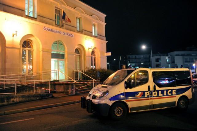 Selon les premiers témoignages, l'assaillant a crié «Allah... (PHOTO GUILLAUME SOUVANT, AFP)