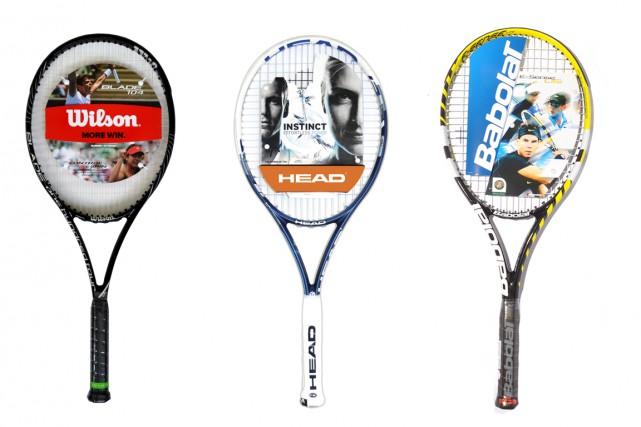 L'ascension des joueurs de tennis canadiens estfulgurante. Les succès... (Photos fournies par les fabricants)
