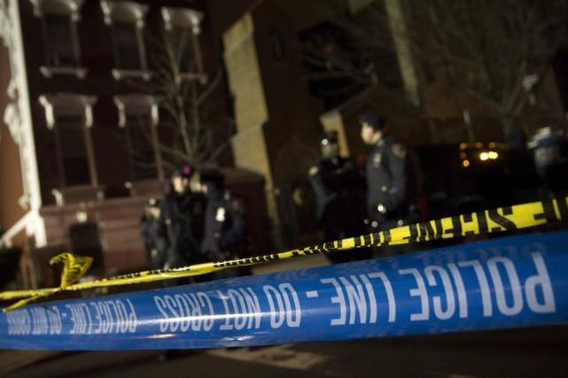 Stéphane Berthomet, spécialiste des questions policières, croit que... (Photo John Minchillo, AP)