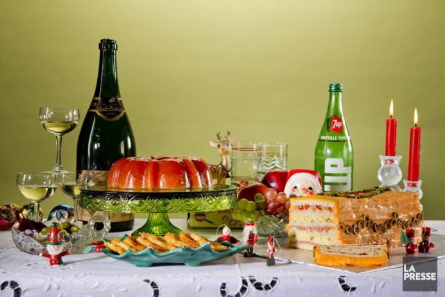 On les retrouve chaque année sur la tablée de Noël. Des classiques qui ont,... (PHOTO MARCO CAMPANOZZI, LA PRESSE)