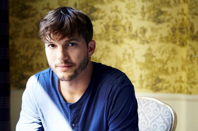 Ashton Kutcher, l'heureux papa d'une petite fille de... (Photothèque Le Soleil)