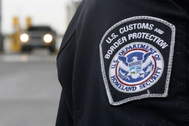Les douanes américaines et le département de Sécurité... (PHOTO ARCHIVES LA PRESSE CANADIENNE)
